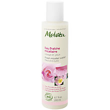 Buy Melvita Rose Nectar Fresh Micellar Water, 200ml Online at johnlewis.com