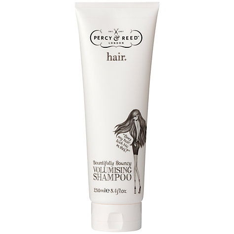 Buy Percy & Reed Bountifully Bouncy Volumising Shampoo, 250ml Online at johnlewis.com