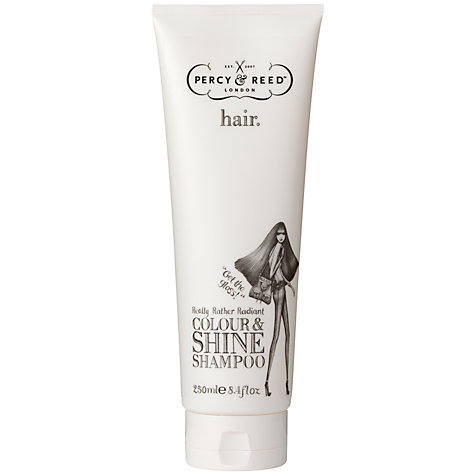 Buy Percy & Reed Really Rather Radiant Colour and Shine Shampoo, 250ml Online at johnlewis.com