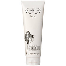 Buy Percy & Reed Bountifully Bouncy Volumising Conditioner, 250ml Online at johnlewis.com