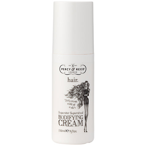Buy Percy & Reed Superstar Supersized Bodifying Cream, 150ml Online at johnlewis.com