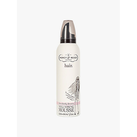Buy Percy & Reed Abundantly Bouncy Volumising Mousse, 200ml Online at johnlewis.com