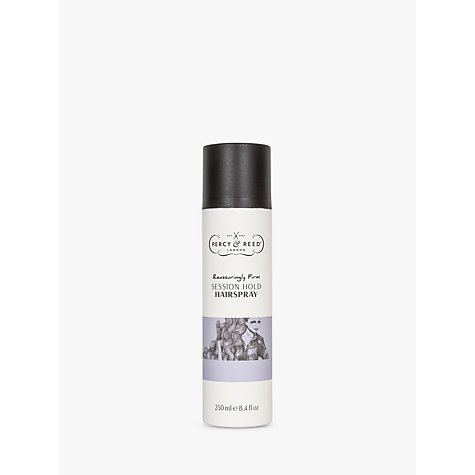 Buy Percy & Reed Reassuringly Firm Session Hold Hairspray, 250ml Online at johnlewis.com