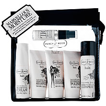 Buy Percy & Reed Marvellous Moisture Travel Set Online at johnlewis.com