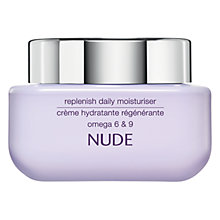 Buy NUDE Replenish Daily Moisturiser, 50ml Online at johnlewis.com