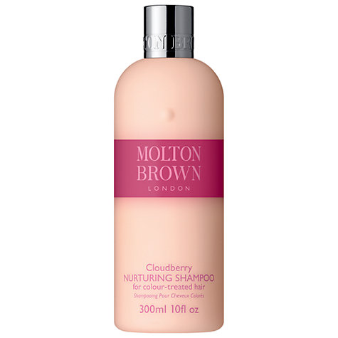 Buy Molton Brown Cloudberry Nurturing Shampoo, 300ml Online at johnlewis.com