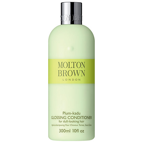 Buy Molton Brown Plum-Kadu Glossing Conditioner, 300ml Online at johnlewis.com