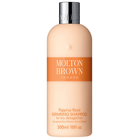 Buy Molton Brown Papyrus Reed Repairing Shampoo, 300ml Online at johnlewis.com