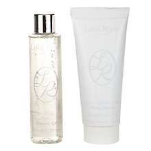 Buy Lola Rose Calming Amethyst Shower and Body Cream Duo Gift Set Online at johnlewis.com