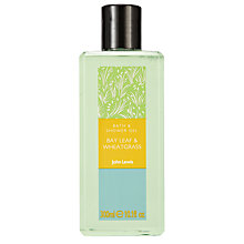 Buy John Lewis Bay Leaf and Wheat Grass Shower Gel, 300ml Online at johnlewis.com