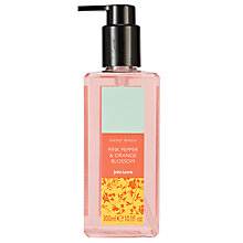 Buy John Lewis Pink Pepper and Orange Blossom Hand Wash, 300ml Online at johnlewis.com
