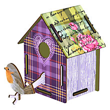 Buy Miho Unexpected Things Romantic Resort Bird House Online at johnlewis.com