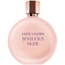 Buy Estée Lauder Sensuous Nude Eau de Toilette Spray, 50ml Online at johnlewis.com