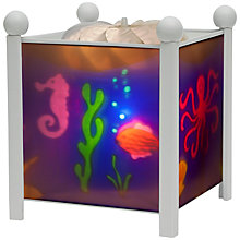 Buy Trousselier Magic Lantern, Sea Creatures Online at johnlewis.com
