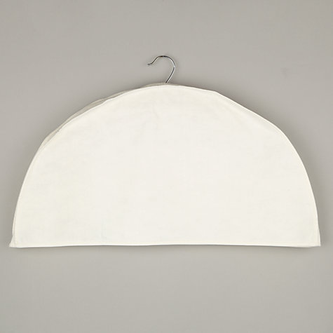 Buy John Lewis Transparent Shoulder Covers, Set of 2 Online at johnlewis.com