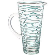 Buy John Lewis Spiral Jug Online at johnlewis.com