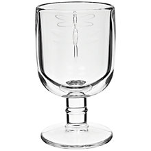 Buy La Rochere Dragonfly Water Glass Online at johnlewis.com