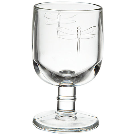 Buy La Rochere Dragonfly Wine Glass, 0.2L Online at johnlewis.com
