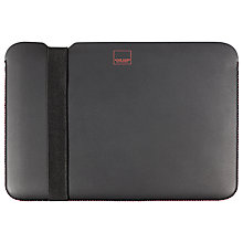 "Buy Acme Made Skinny 13"" MacBook Pro Sleeve, Black Online at johnlewis.com"