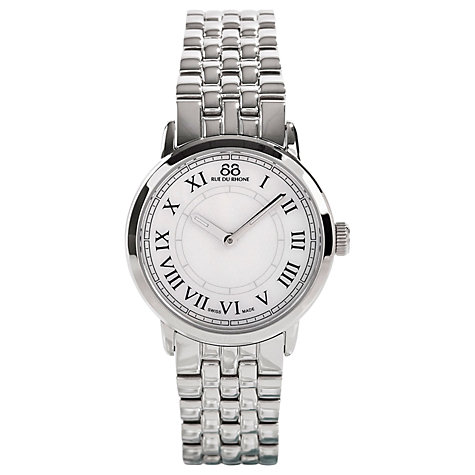 Buy 88 Rue Du Rhone 87WA120007 Women's Mother of Pearl Bracelet Watch, Silver Online at johnlewis.com