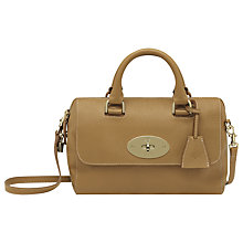 Buy Mulberry Small Del Rey Top Handle Grab Handbag Online at johnlewis.com