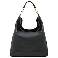Buy Mulberry Effie Leather Hobo Handbag Online at johnlewis.com