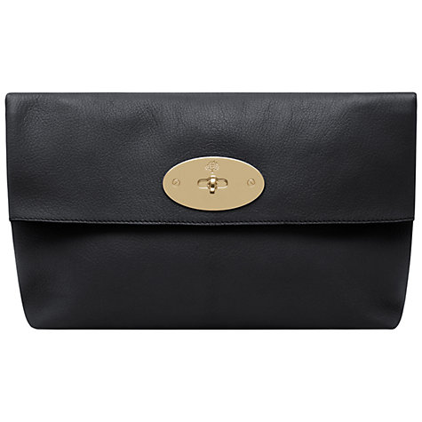 Buy Mulberry Clemmie Oversized Clutch Bag Online at johnlewis.com