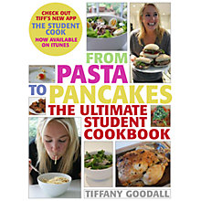 Buy From Pasta To Pancakes: The Ultimate Student Cookbook Online at johnlewis.com