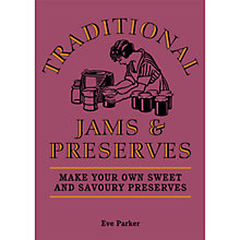 Buy Traditional Jams and Preserves Book Online at johnlewis.com