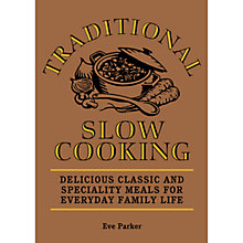 Buy Traditional Slow Cooking Book Online at johnlewis.com