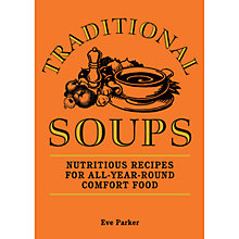 Buy Traditional Soups Book Online at johnlewis.com