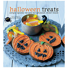 Buy Halloween Treats Book Online at johnlewis.com