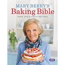 Buy Mary Berry's Baking Bible Online at johnlewis.com