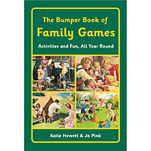 Buy The Bumper Book Of Family Games Online at johnlewis.com
