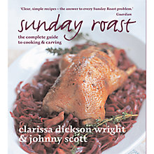 Buy Sunday Roast: The Complete Guide to Cooking and Carving Online at johnlewis.com