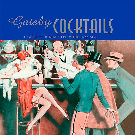 Buy Gatsby Cocktails Book Online at johnlewis.com