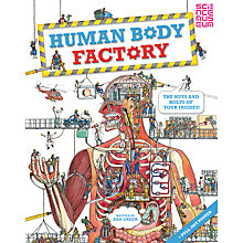 Buy The Human Body Factory, Science Museum Book Online at johnlewis.com
