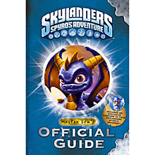 Buy Skylanders: Master Eon's Official Strategy Guide Online at johnlewis.com