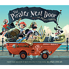 Buy The Pirates Next Door Book Online at johnlewis.com