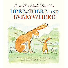 Buy Guess How Much I Love You Book Online at johnlewis.com