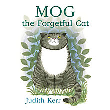 Buy Mog The Forgetful Cat Boardbook Online at johnlewis.com