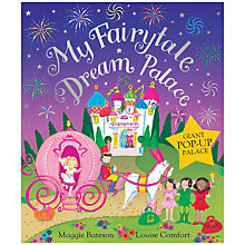 Buy My Fairytale Dream Palace Pop-Up Book Online at johnlewis.com