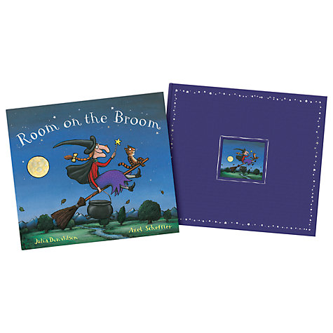 Buy Room On The Broom Slipcase Book Online at johnlewis.com