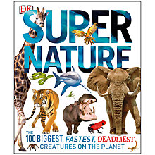 Buy Super Nature Encyclopedia Online at johnlewis.com