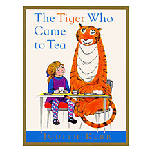 Buy Tiger Who Came To Tea Board Book Online at johnlewis.com