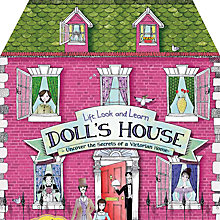 Buy Lift, Look Learn Doll's House Book Online at johnlewis.com