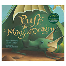 Buy Puff, the Magic Dragon Audiobook Online at johnlewis.com