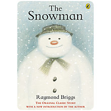 Buy The Snowman Picture Book Online at johnlewis.com