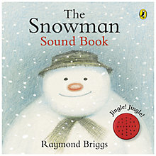 Buy The Snowman Sound Book Online at johnlewis.com