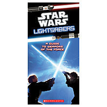 Buy Star Wars: Lightsabers Guide Book Online at johnlewis.com